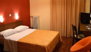Hotel Exarchion Athens