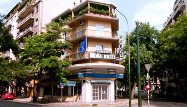 Hotel Moka Athens