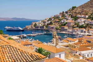 Hydra, Poros, and Aegina Full-Day Cruise with Lunch