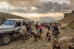 Land Rover Safari on Lassithi Route