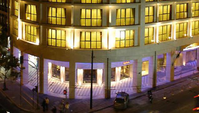 Melia Athens Hotel