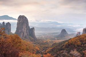 Meteora: 1-Day Rail Tour from Athens