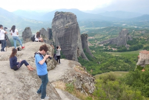 Meteora Full-Day Trip from Athens by Train