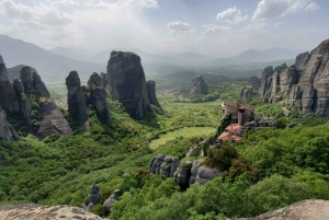 Meteora Independent Train Trip and Monastery Tour