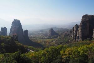 Meteora Monasteries Tour from Athens