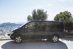 Minivan Transfer between Athens Airport & Piraeus Port