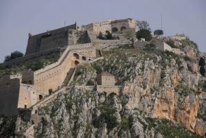 Mycenae Epidaurus and Nafplio Small Group Tour from Athens