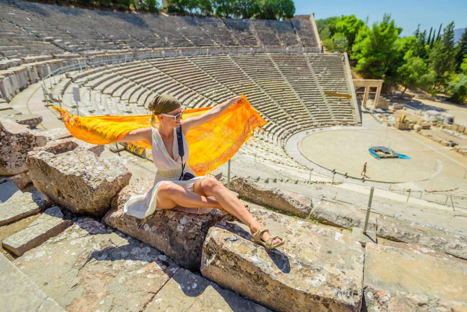 Mycenae-Epidaurus: Day Tour