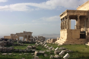 Athens: Acropolis and Μuseum Private Guided Tour