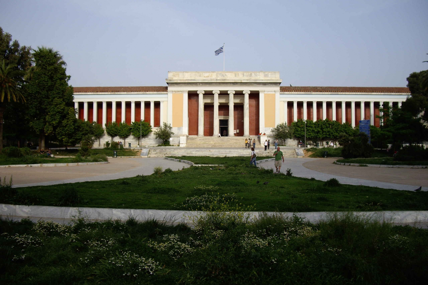National Archaeological Museum w/ Guided Tour