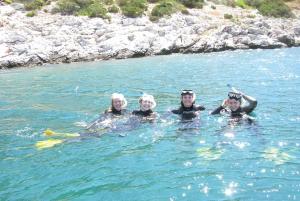 Nea Makri: Marathon Cape & Bay of Schinias Snorkeling Trip