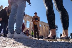 Old Town & Acropolis Walking Tour