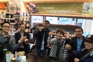 Organic Food Tasting and Local Market Visit