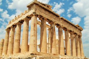 Painting the Parthenon Private Activity for Families