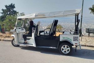 Piraeus: 3-Hour Athens Riviera E-Tuk Private Tour