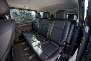 Piraeus Port to Athens Hotels Private 1-Way Transfer by Van