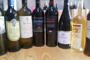 Piraeus: Premium Wine Tasting