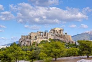 Plaka to Acropolis Smartphone Audio Tour
