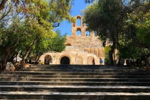 Private 4-Hour Tour with Acropolis and Old Town