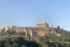 Private Acropolis, Acropolis Museum, and City Tour