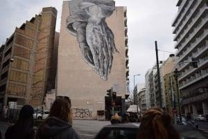 Private Athens Street Art & Culture Tour