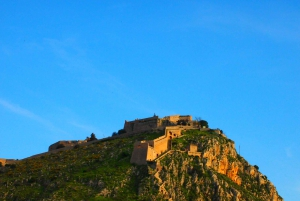Private Day Trip to Mycenae & Nafplio for Families