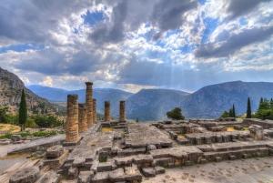 Private Divine Delphi Family Excursion