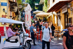 Private Evening Sightseeing Tour by Electric Tuk-Tuk