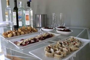 Private Greek Spirits Tasting Experience