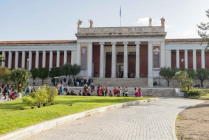 Private Guided Tour of the National Archaeological Museum