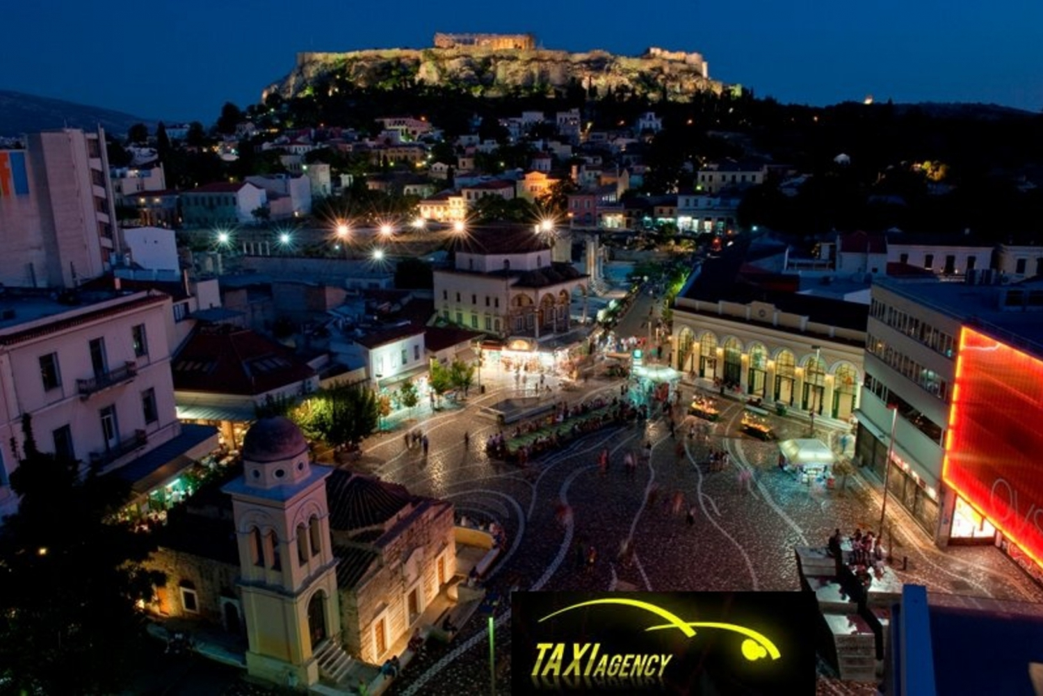 Private Half-Day Sightseeing Tour of Athens