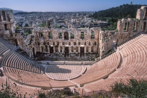 Private Tour of Classical Athens and Cape Sounion