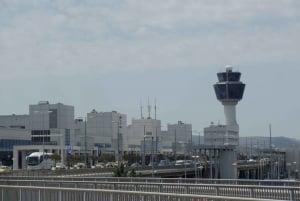 Private Transfer between Athens Airport & Piraeus