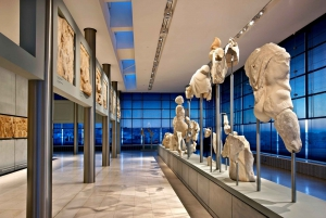 Private Transfer from Airport with Acropolis Museum Ticket