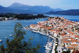 Saronic Gulf Full-Day Cruise from Athens