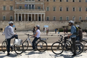 Sights and Food Tour on an Electric Bicycle