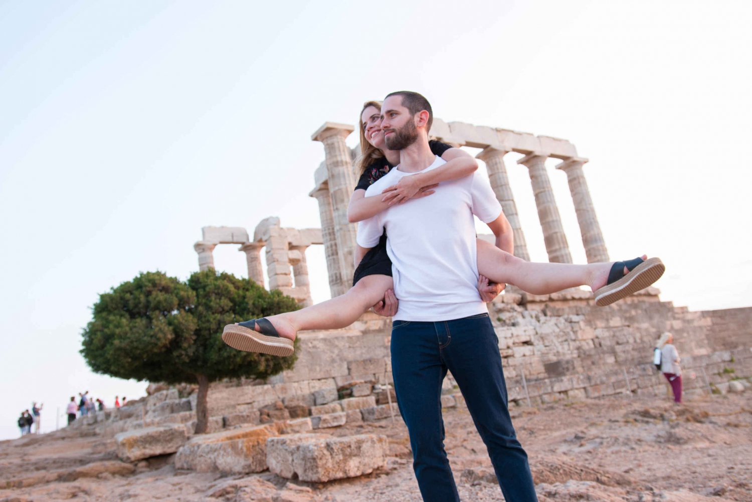 Sunset Road Trip: Athens to Cape Sounion