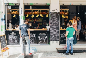 Taste of Athens: Half-Day Small Group Food Tour