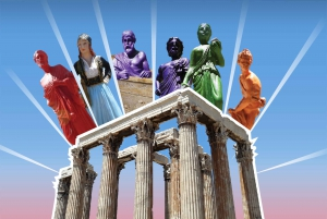 Temple of Olympian Zeus E-Ticket and Audio Tour