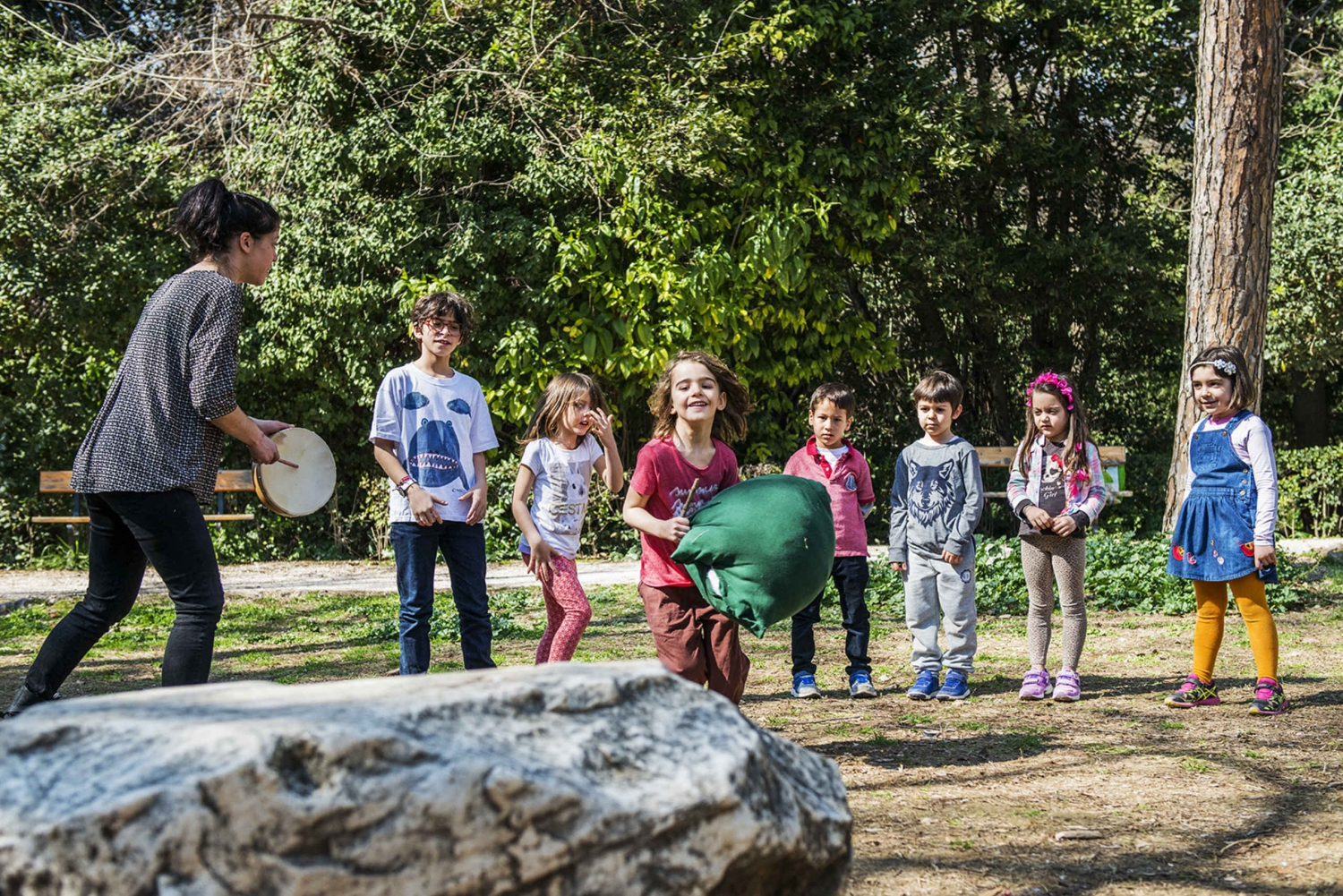 The Acropolis and Athena Interactive Tour for Kids
