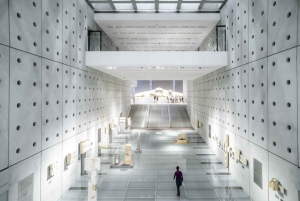 The Acropolis Museum Ticket & Access to Ancient Excavation