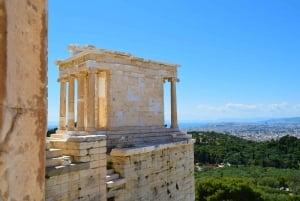 The Acropolis Walking Tour with Entry Ticket