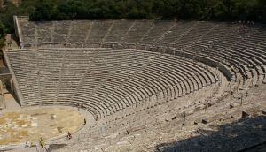 The Ancient Theatre of Epidaurus