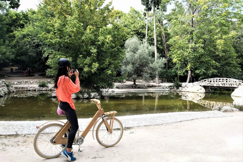 The Athens Wooden Bike Tour