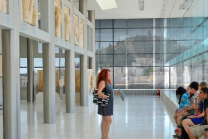The New Acropolis Museum Guided Tour