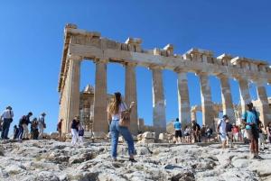 The Parthenon Self-Guided Audio Tour