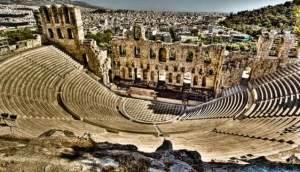 The Roman Odeon of Herodes Atticus