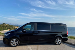 Voula: Private Transfer Service to Athens Airport