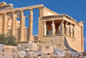 Zeus Temple, Acropolis & Museum Private Tour without Tickets