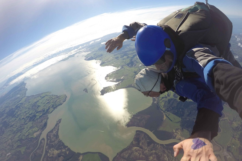 20,000ft Tandem Skydive